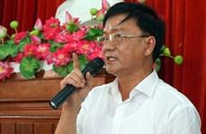 Avertissement à l'encontre de l'ancien président du Comité populaire de la province de Quang Ngai