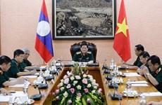Vietnam et Laos cherchent à renforcer la coopération en matière de défense
