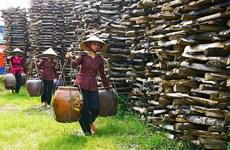 Périple le long de la rivière Câu dans le Kinh Bac