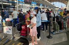 Rapatriement de 230 citoyens vietnamiens de Taïwan (Chine)