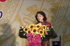 La vice-présidente Dang Thi Ngoc Thinh encourage les mouvements d'émulation à Lang Son