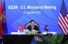 Réunions par visioconférence ASEAN-Etats-Unis et ASEAN-Canada