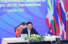 ASEAN : Dialogue virtuel sur les droits de l'homme