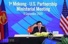 La première réunion ministérielle de partenariat Mékong-États-Unis
