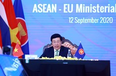 Conférences des ministres Affaires étrangères ASEAN-UE, ASEAN-Inde