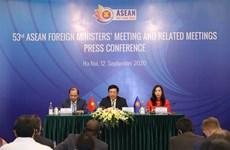L'AMM 53 et les réunions connexes adoptent un nombre record de documents