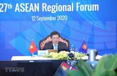 Le 27e Forum régional de l'ASEAN adopte des documents importants