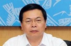 Inculpation de Vu Huy Hoang, ancien ministre de l'Industrie et du Commerce