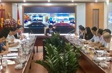 Visioconférence entre la VOV et le ministère cambodgien de l'Information