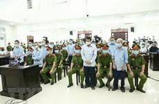 Affaires à Dong Tam : Justice est appliqué, la conscience s'éveille