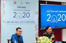 Le Vietnam, 1er débouché pour le coton américain