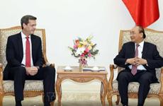 Le PM Nguyen Xuan Phuc reçoit le nouveau directeur national de la BAD