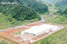 Entrée en activité de l'usine de traitement de fruits frais de Van Ho