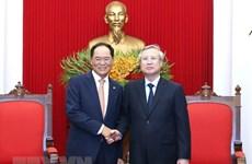Vietnam-R. de Corée promeuvent les relations bilatérales dans le nouveau contexte