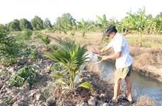 L'Inde finance sept projets d'eau dans le delta du Mékong