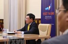 Le vice-PM et ministre des AE Pham Binh Minh à un débat au sommet du Conseil de sécurité de l'ONU