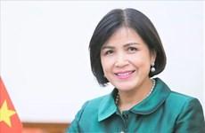 Le Vietnam soutient la participation des femmes au commerce international