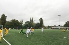 Le Vietnam participe à un tournoi de football en République tchèque