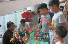 Les artisans à l'honneur au Musée d'ethnographie du Vietnam