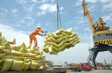 Les exportations de Hanoï repartent doucement en neuf mois
