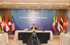 Conférence des ministres des Finances de l'ASEAN
