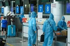 COVID-19 : rapatriement de plus de 350 Vietnamiens de Taiwan (Chine)