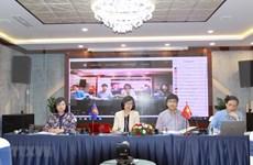 Promotion du travail social au sein de l'ASEAN