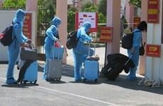 Le Vietnam enregistre un nouveau cas importé de COVID-19 à la fin du 6 octobre