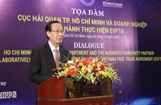 EVFTA : les Douanes de Ho Chi Minh-Ville accompagnent les entreprises