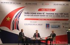 Les liens économiques Vietnam-Royaume-Uni promis à un bel avenir