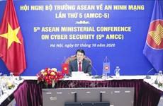 Le Vietnam participe activement à la coopération régionale pour assurer la cybersécurité