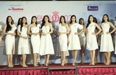 Hanoi accueillera la demi-finale de Miss Vietnam 2020