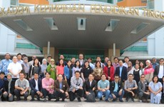 Atelier sur les bourses de recherche scientifique et technologique de l'ASEAN