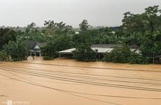 Le PM demande plus d'efforts pour faire face aux inondations au Centre