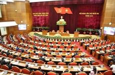 Communiqué de presse sur la séance de clôture du 13e Plénum du Comité central du Parti
