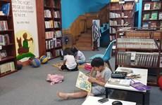 Une bibliothèque… pas comme les autres
