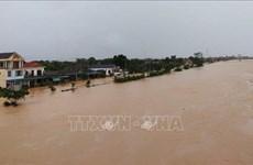 Les intempéries font quatre morts à Quang Tri