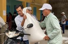 Plus de 954 tonnes de riz pour Ninh Thuân sinistrée par la sécheresse