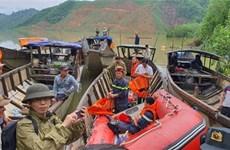 Dix-neuf victimes de la centrale hydroélectrique de Rao Trang 3 hospitalisées
