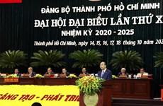 Le PM demande de faire de Hô Chi Minh-Ville une métropole intelligente de classe mondiale