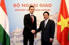 La Hongrie fait grand cas du Vietnam dans sa politique orientale