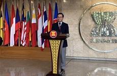 L'ASEAN et la Suisse conviennent d'élargir leur coopération intégrale