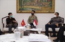 Le Vietnam et l'Indonésie intensifient la coopération maritime et de pêche