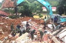 Les autorités mobilisées pour porter secours aux victimes des inondations