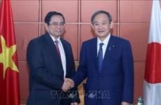 Pour resserrer la coopération entre les groupes des parlementaires d'amitié Vietnam-Japon