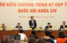 L'Assemblée nationale ouvrira mardi sa 10e session à Hanoi