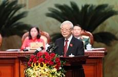 Vietnam : 50 organisations du Parti sur les 67 ont organisé leurs congrès