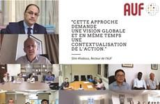 Réorganisation profonde et vision plus offensive de la francophonie