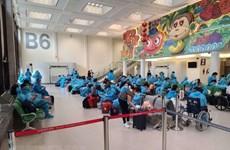 COVID-19 : Rapatriement de près de 360 citoyens vietnamiens bloqués à Taiwan (Chine)