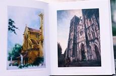 Reconstitution de Hanoï au début du XXe siècle à travers un livre sur l'architecture française